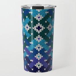 Christmas and New Year Design Travel Mug