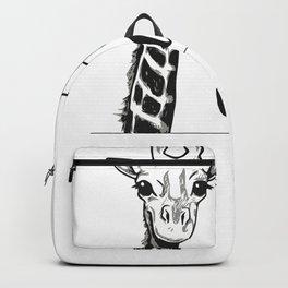Giraffe Stand Tall Backpack