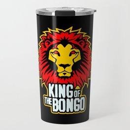 King of the Bongo Travel Mug
