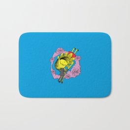 Kiss Of Night and Day Bath Mat