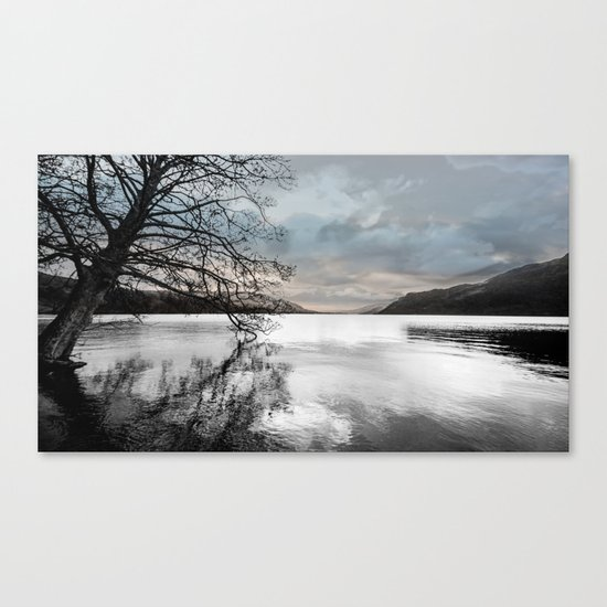 Ullswater Art  Canvas Print