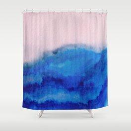Improvisation 14 Shower Curtain