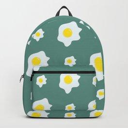 Eggs Pattern Backpack