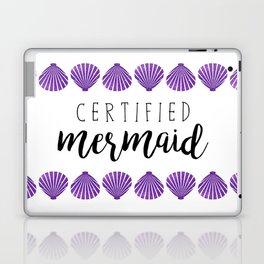 Certified Mermaid Laptop & iPad Skin