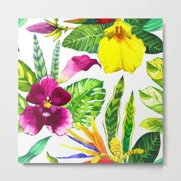 Lovly Flowers Metal Print
