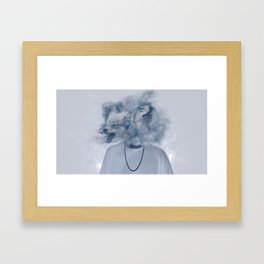 Istinct Framed Art Print