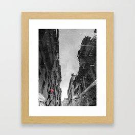 Roaming in Rome Framed Art Print
