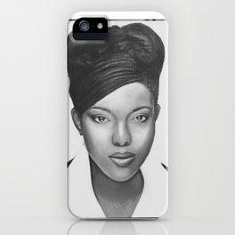 DAtra Hicks iPhone Case