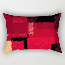 Cherries Jubilee Rectangular Pillow