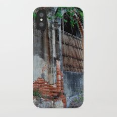Old Colonial Building Slim Case iPhone X