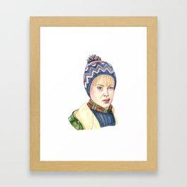 Kevin - Home Alone Framed Art Print