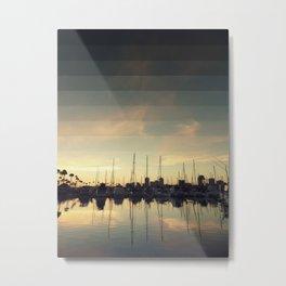 Fading Skies Metal Print