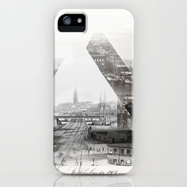 Stockholm anno 1904 iPhone Case