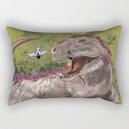 Dental Appointment Rectangular Pillow