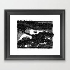appalachia Framed Art Print