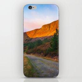 Glenmalure Print (RR 257) iPhone Skin
