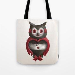 Xavier the Owl Tote Bag