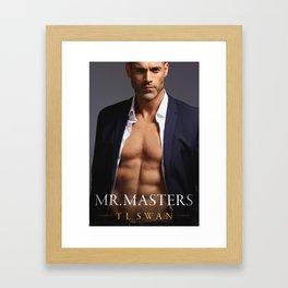 Mr Masters Framed Art Print