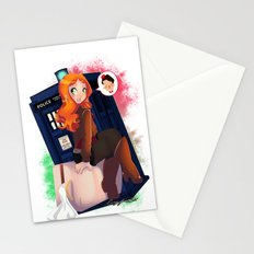 Doctor Who - Amy Pond Stationery Cards