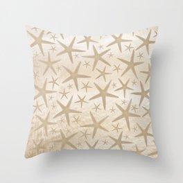 Star spangled Throw Pillow