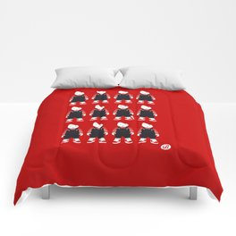 CHILD'S PLAY - RED COLLECTION Comforters