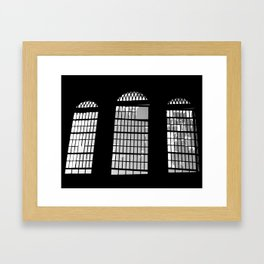 Temple Israel Series #1 Framed Art Print
