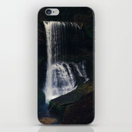 Middle North Falls iPhone Skin