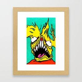 Le Morte d'Barthur Framed Art Print