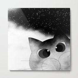 cats 67 Metal Print