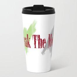 Break The Mold - Aro Pride Travel Mug