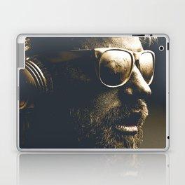 Painting man Laptop & iPad Skin