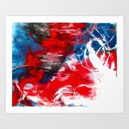 Blossomin Art Print