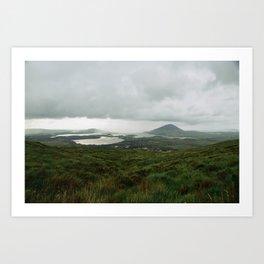 Connemara 2 Art Print