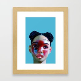 FKA twigs - LP1 Framed Art Print