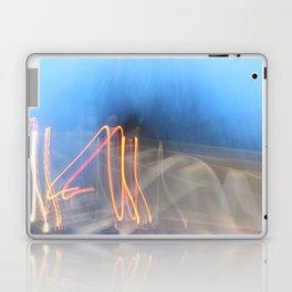 Light Show by Night 5 Laptop & iPad Skin