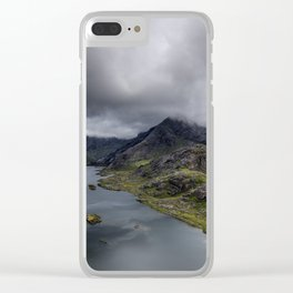 To Conquer Clear iPhone Case