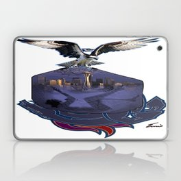 THAT HAWK! Laptop & iPad Skin
