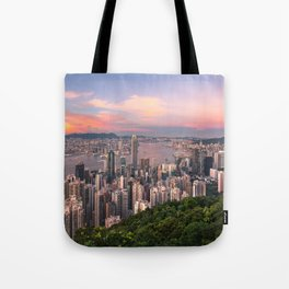 HONG KONG 15 Tote Bag