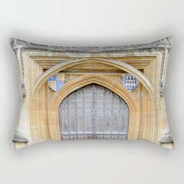 Oxford door 8 Rectangular Pillow
