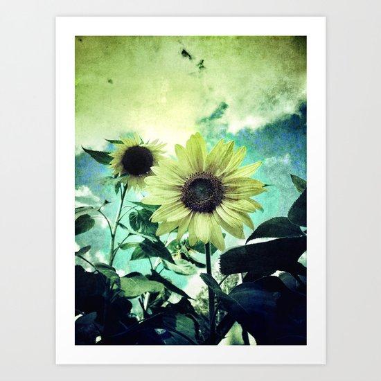 :: Follow Me :: Art Print
