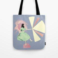 huaxi lilac Tote Bag