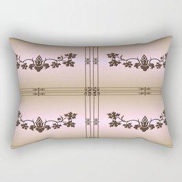 Chez Cabernet (tan woodburn) Rectangular Pillow