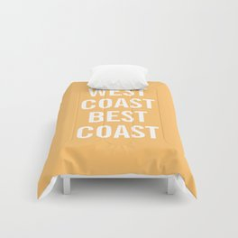 West Coast Best Coast Comforters