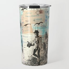 Long Hot Summer Travel Mug
