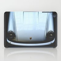 porsche iPad Cases featuring Porsche  by Barbo's Art