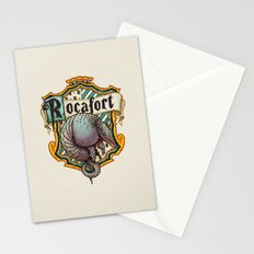 HP Rocafort House Crest Stationery Cards