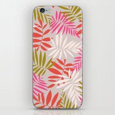 Tropical fell iPhone & iPod Skin