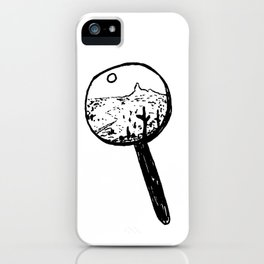 Magnify iPhone Case