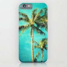 Hawaiian palms Slim Case iPhone 6s