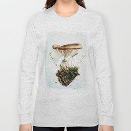 Wild Mushroom #1 Long Sleeve T-shirt